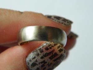Чем почистить обручальное кольцо в домашних условиях 154